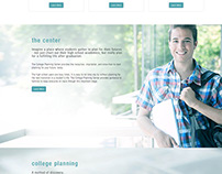 College Planning Center Website