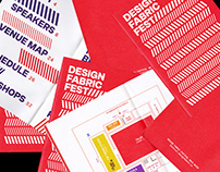 Design Fabric Festival 2018 Guide