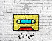 Hotspot Music App