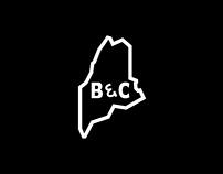 B&C Axe Branding
