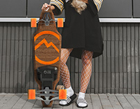 BOOSTED ELECTRIC LONGBOARD - Paradox Design Base