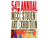 54th Annual MCCC Student Art Exhibition