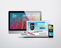 The Color Run - Web Ads
