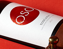 BOX PACKAGING OSO WINE