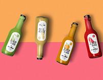 20+ Amazing Free Bottle Mockups for Packaging
