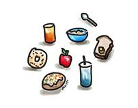 Breakfast Doodles!