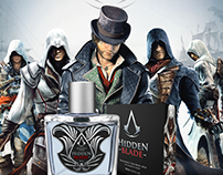 Hidden Blade | Assassin's Creed Perfume