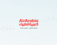 Air Arabia - Social Media Proposal