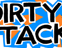 Dirty Tackle Proposed Logo