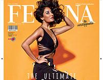 Femina Luxury Issue - Cover Story LISA HAYDON, June '15