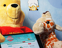 Children's goods online store