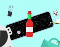 Space Ingredients