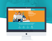 Loja Internet - responsive Single Page