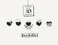 Inktober2018 : 20 Breakable