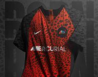 Born Mercurial Team | Concept