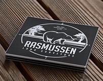 Rasmussen Logo Design