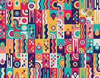 'LiquidSunshine' Pattern