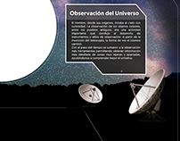 Gigantografía universo