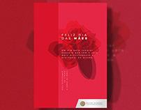 Pôster Dia das Mães - 1º Registro de Imóveis de Goiânia