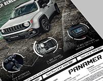 Publicidad Jeep Renegade