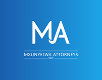 Mxunyelwa Attorneys - Branding, Stationery & Marketing