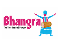 Bhangra - Logo Design and Branding