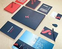 SuiteAmerica: Brand Identity