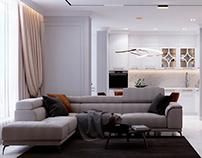 Apartment Lystopad