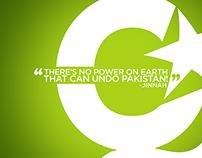 Birthday of Muhammad Ali Jinnah