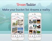 DreamBuilder iOS App