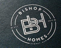 BISHOP HOMES | Logo and Visual Identity