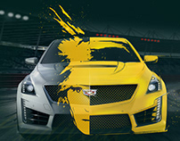 CadillacXWarhol | Artwork