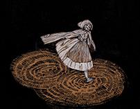 Italian folktales - illustration portfolio