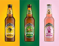The Grainstore Brewery   Cider Range