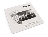Fellowes 100 Year Anniversary