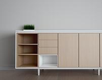 Les Meubles furniture collection