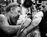 INK (A Tattoo Project)