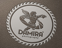 Damira Photography Logo DMR studios