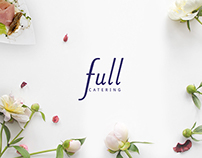 Fullcatering rebranding & web design