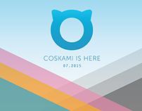 Coskami UX / UI