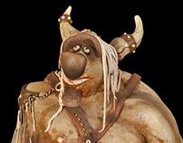 The fat troll
