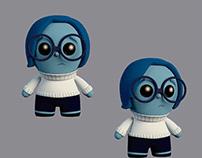 Personagem em 3D