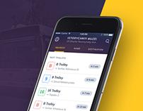 Trolley App Concept