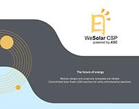 Explainer video | WeSolar CSP
