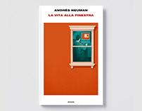 Illustrated cover for Einaudi