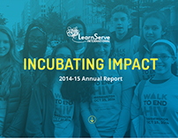 LearnServe International 2014-15 Annual Report