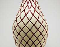 Glacier Vase Series