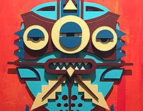 Masks by Pixelkaiju