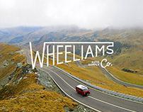 Wheeliams | Brand Identity