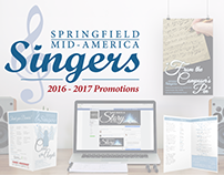Springfield Mid-America Singers Promotions